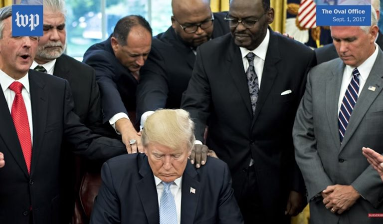 "Trump Loving Pastor Warns Americans If Democrats Win, God Will Unleash His ""Final Judgement Upon This Nation"""