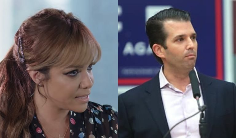 "Don Jr. Goes On Twitter, Attacks ""The View"" Host's Education Day After He Appeared On The Show"