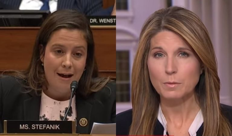 """Twitter Reacts After GOP Rep Tweets Attacks Against MSNBC Anchor While Sitting In Impeachment Hearing: """"This Is NOT What You Get Paid For"""""""