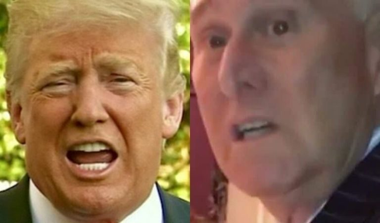 Trump Responds To Roger Stone Being Found Guilty By Accusing Multiple Other People Of Lying