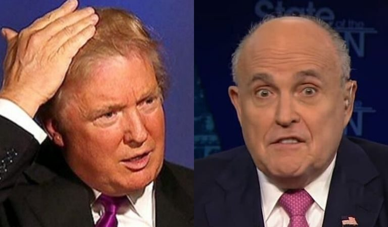 New Report Suggests House Impeachment Investigators Have New Evidence On Trump And Giuliani And It Involves Secret Recordings