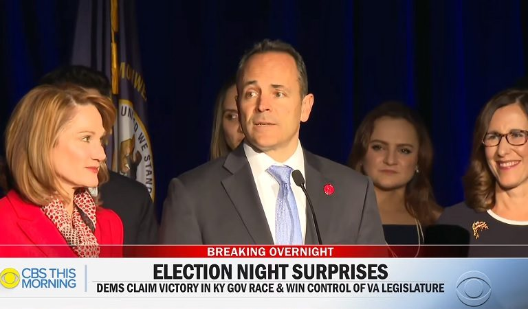 Kentucky Republicans Appear To Take Steps To Take Away Democratic Win In Governor's Election