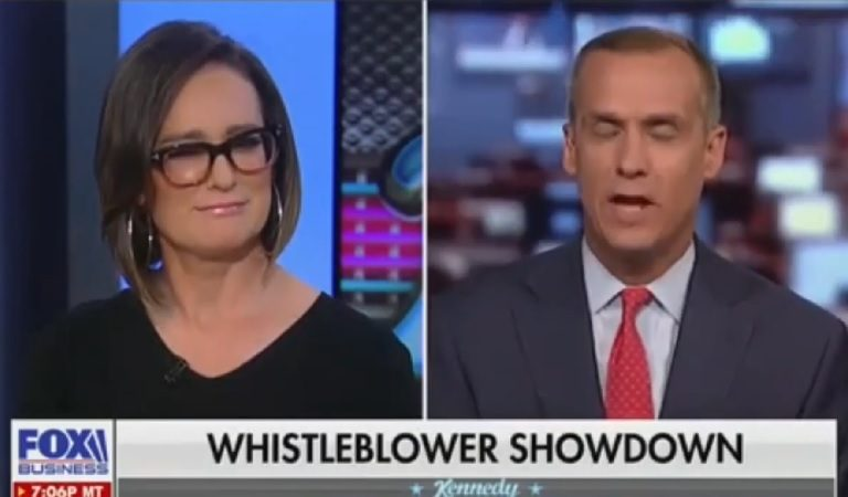 Fox News Host Cut Off Trump's Former Campaign Manager Lewandowski After He Appeared To Be Drunk On The Show