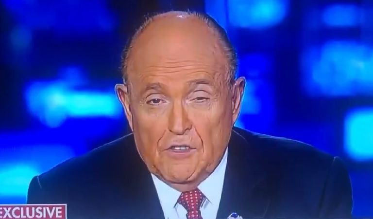"""Giuliani Goes On Fox News, Says He Doesn't Fear Indictment Because He's Got Insurance Against Trump: """"You Think I Get Afraid?"""""""