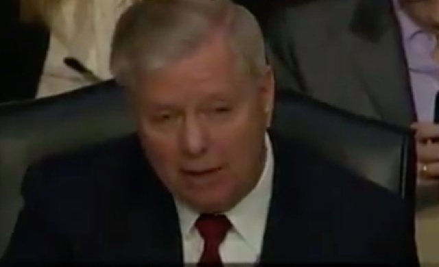 Lindsey Graham Appears To Compare Trump To MLK During Horowitz Testimony