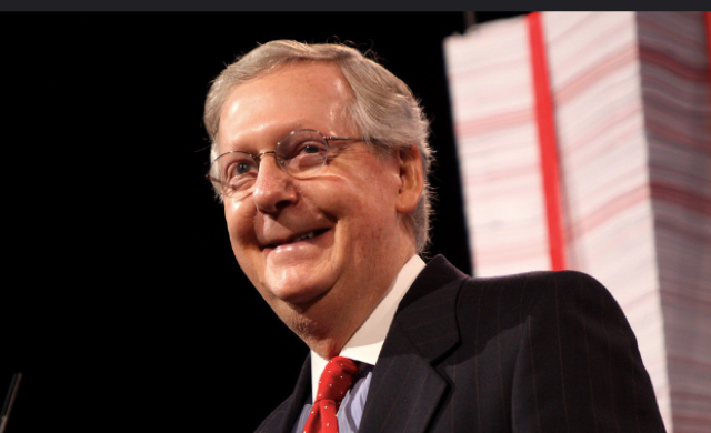 Mitch McConnell Warned The American People, He Plans To Block Everything Entirely If Trump Loses In 2020