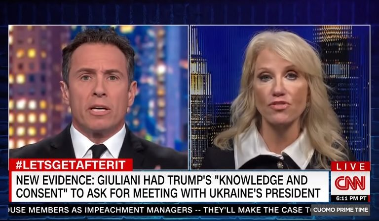"""Kellyanne Conway Seems To Lose It After CNN Host Starts Stating Facts About Impeachment Trial: """"You're Being Rude To Your Guest!"""""""