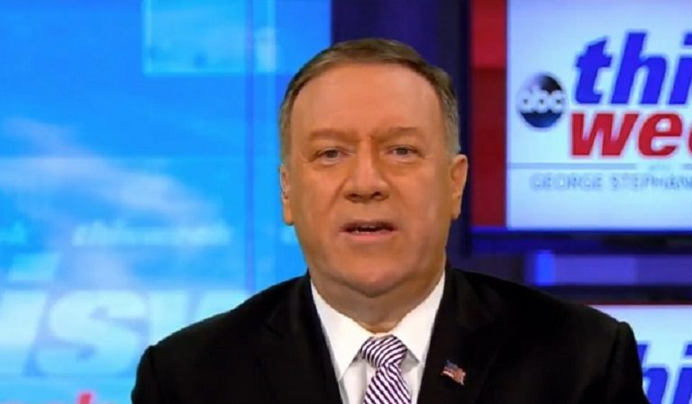 New Report Claims State Department Retaliated Against NPR For Pompeo's Caught-On-Tape Meltdown, Kicked Reporter Off Plane