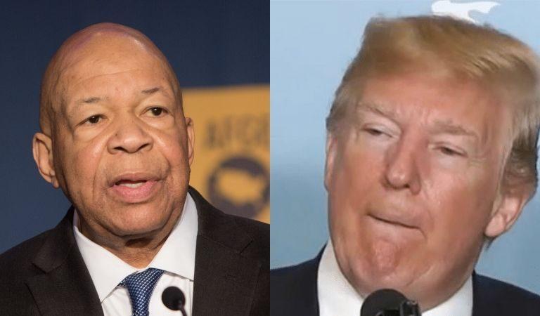 "Elijah Cummings' Widow Says Trump's Attacks On Her Husband ""Undermined His Health"""