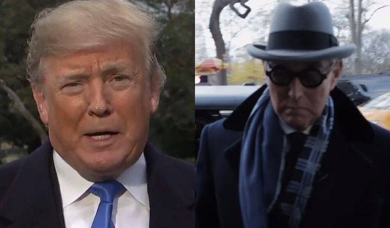 Trump Demands A New Trial For Roger Stone After Watching Legal Analyst Make The Case For It On Fox News