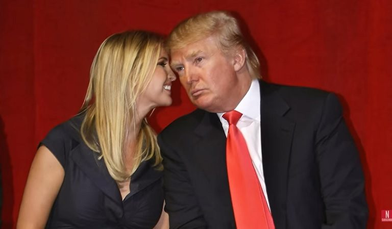 """A Source Claimed Donald Trump Once """"Forced His Teenage Daughter To Give Him A Lap Dance In Front Of A TV Crew"""""""