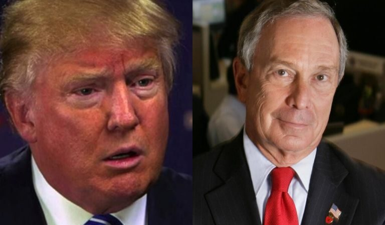 "Internet Responds To Trump After He Attacks Bloomberg And Accuses Him Off Payoffs: ""Maybe Ask Stormy Daniels?"""