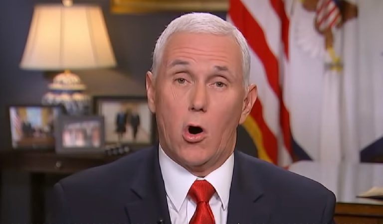 Pence Appears To Shun Social Distancing Guidelines With Photos He Posted To Twitter