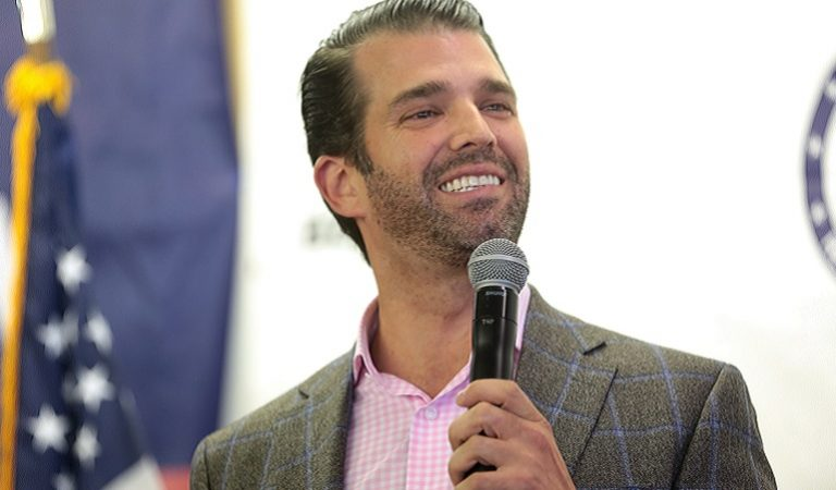 "Social Media Responded To Don Jr.'s Unhinged Rant On Fox News: ""Maybe Not A Good Idea To Put This Guy On TV In This Condition"""
