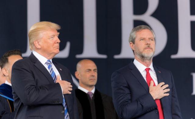 Trump-Loving Liberty University President Urges Thousands Of Students To Return To Campus Amid Pandemic
