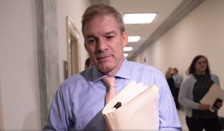 "Jim Jordan's Hometown Newspaper Called Him A ""Legislative Terrorist"" In What Appeared To Be A Devastating Takedown Of The Congressman"