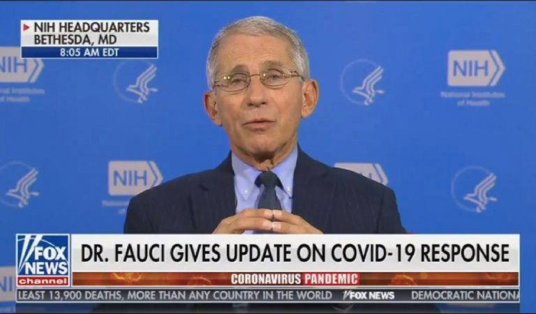 Fox News Host Tries To Explain Unproven Coronavirus Drug Treatments To Dr. Fauci And It Doesn't Go Very Well