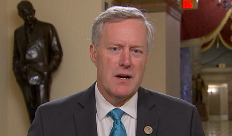Remember When Mark Meadows Stormed Off After Being Told To Put On A Mask By The Press? Well Now He Has Reportedly Tested Positive For The Coronavirus