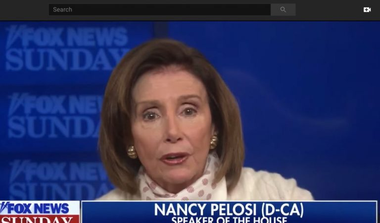 "Nancy Pelosi Went On Trump's Favorite Network On Sunday Morning, Ripped POTUS To Shreds — Called Him A ""Weak Leader"""