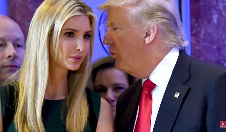 "Sources Told CNN That Ivanka Trump Is In A ""Bit Of A Panic"" After Her Father Ruined Her Potential Political Career"