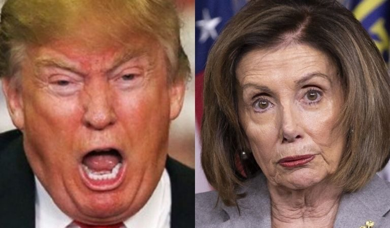 Nancy Pelosi Appears To Have Called Trump's Masculinity Into Question: POTUS Will Hate This