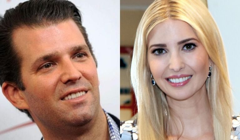 Ivanka And Don Jr. Were Asked A Simple Math Question After Bragging About Getting Into Wharton Business School