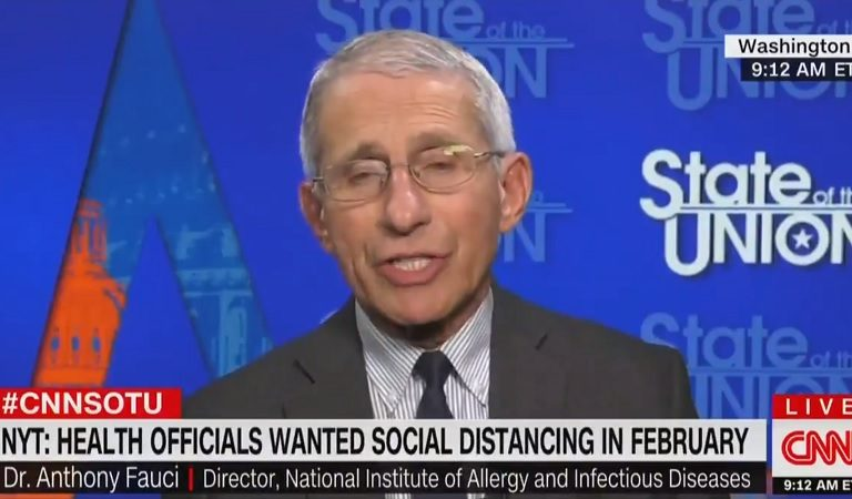 Dr. Fauci Appears To Call Out Trump's Lies During Interview In Such A Way That POTUS Probably Doesn't Understand He's Being Called A Liar