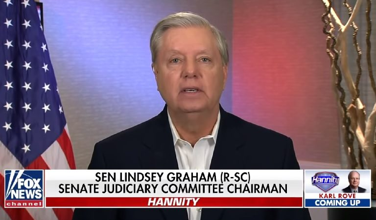 """Lindsey Graham Shares His Personal Feelings About Trump: """"He's Allowed Me To Be In His World"""""""