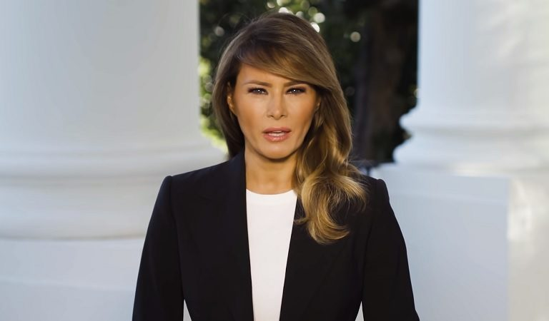 """Internet Slams Melania For Her Statement On RBG's Death: """"I Don't Believe You One Bit"""""""