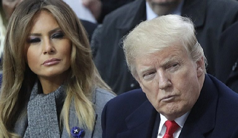 "Former Trump Aide Claimed That Melania Is ""Counting Every Minute"" Until Trump Leaves Office So She Can Divorce Him"
