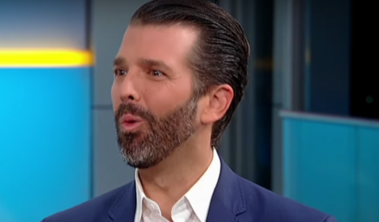 Don Jr. Put Up Disgusting And Baseless Post On Social Media Falsely Accusing Biden Of Preying On Children