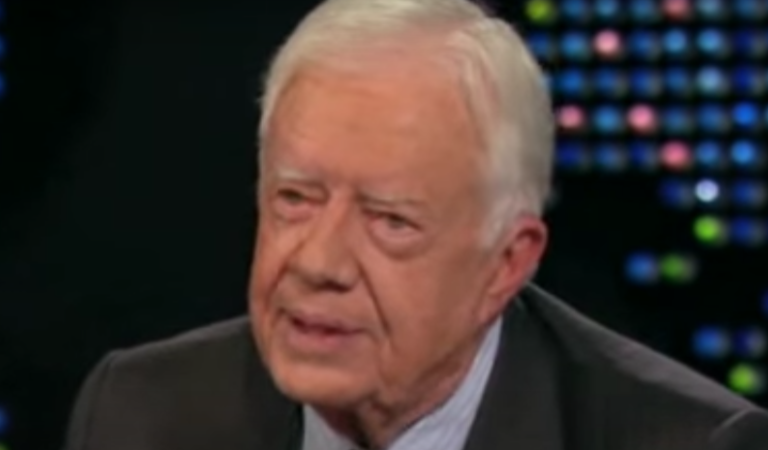 Former President Jimmy Carter Released A Rare Statement That Destroyed Trump's Reckless Coronavirus Scapegoating