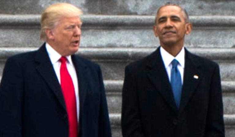 Traditional White House Portrait Unveiling May Be Skipped For The First Time In Decades After Obama Reportedly Refuses To Attend Until Trump Is Gone