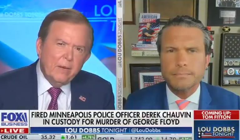 "Fox Host Blames Black Churches, Black Teachers, And ""Failure Of Community"" For Protests In Minneapolis"