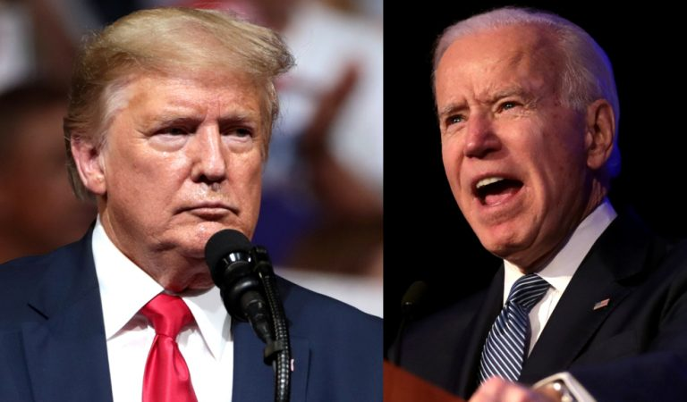 """Major Texas Newspaper Publishes Scathing Editorial Comparing Biden's """"Hope And Light And Love"""" To Trump"""