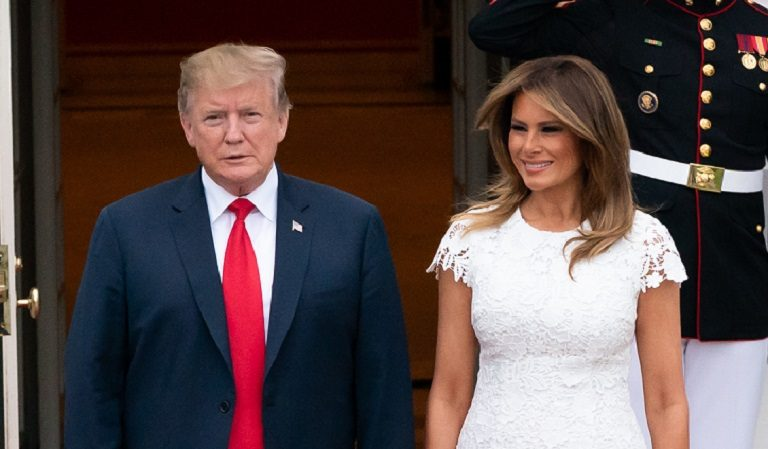 "Trump Reportedly Shrugged Off The Idea Of Melania Leaving Him Over His Infidelities: ""I Can Always Get Another Wife"""
