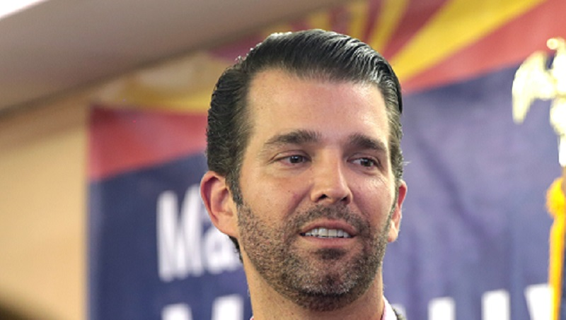 Don Jr. Was Apparently Awarded Permit To Become One Of ...