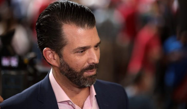 Donald Trump Junior Was Apparently Awarded Permit To Become One Of Three People Who Wants To Kill An Alaskan Grizzly Bear