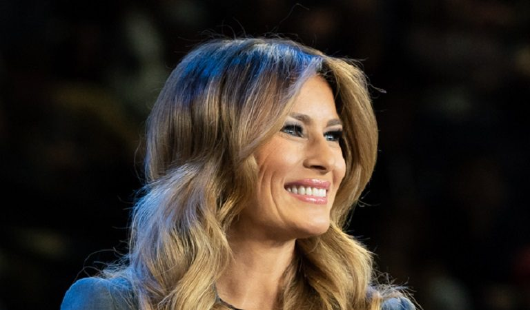 """Melania Sent Out Most Hypocritical Tweet Yet, The Internet Let Her Have It: """"You Don't Really Care, Do You?"""""""