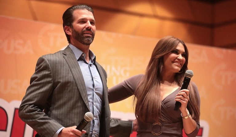 Report Claimed Kimberly Guilfoyle Who Led Trump's Finance Team Once Offered Lap Dance To The Donor Who Gave Campaign The Most Money