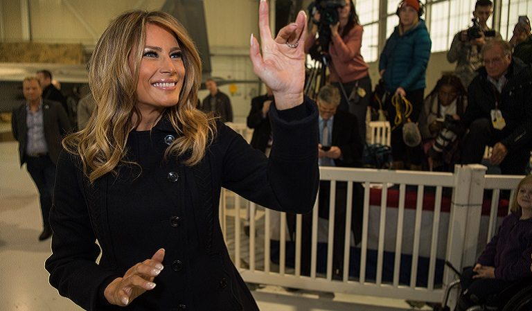 """Melania Trump Biographer Claimed FLOTUS Knew Her """"Hypocritical"""" Be Best Campaign Would Be Criticized, """"She Did It Anyway"""""""