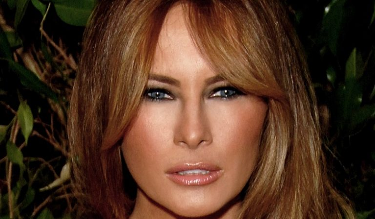 Twitter Explodes After Melania Reportedly Copied Part Of Her Statement On The Capitol Mayhem From Her RNC Speech Last Year