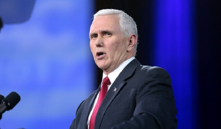 New Report Claims Mike Pence Is Among Several High-Ranking Trump Officials Who Attended ALEC Events — Group Notorious For Funding Racist Policies