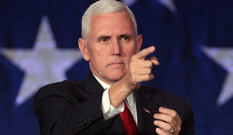 Exclusive Report Claims Mike Pence In Planning To Attend Event Hosted By QAnon Couple