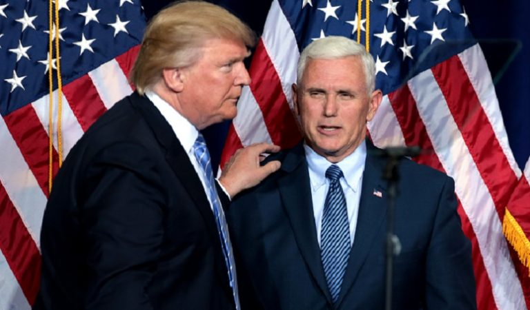 """Trump Urges Mike Pence To """"Come Through For Us"""" When Congress Certifies Election Or He """"Won't Like Him Quite As Much"""""""