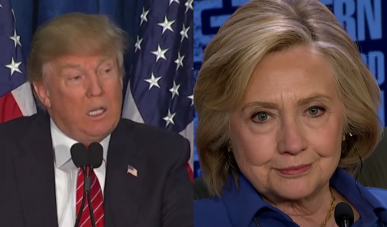 "Hillary Rips Trump During Town Hall, Calls Him An ""Insecure Man"" And Takes Perfect Shot At Republicans"