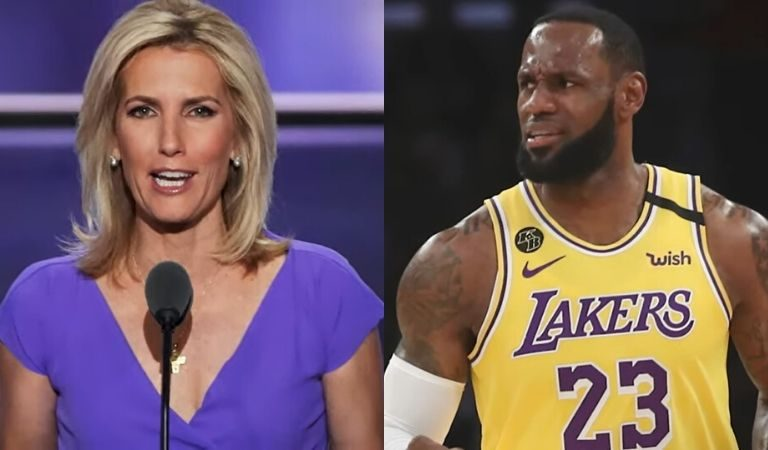 "NBA Superstar Lebron James Responds To Fox News' Laura Ingraham After She Defended Drew Brees' Political Comments, Even Though She Once Told Him To ""Shut Up And Dribble"""