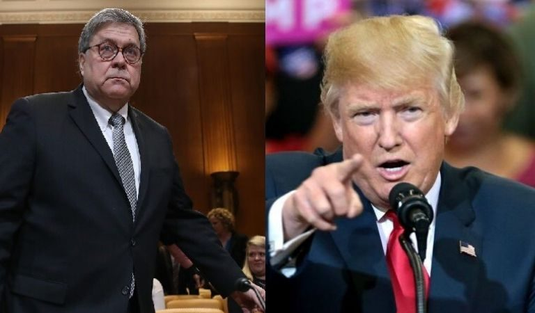 Report Claimed Barr And Trump Are Reportedly Scheming To Use Executive Order To Collect Information And Monitor People On Social Media
