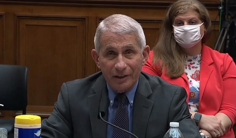 Dr. Fauci Appeared To Call Out Trump's Lies In Such A Way That POTUS Probably Didn't Understand He Was Being Called A Liar