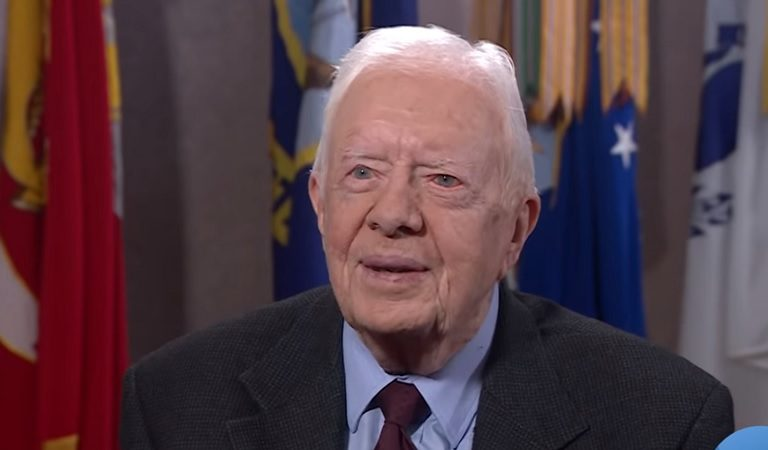 """Jimmy Carter Breaks His Silence Over George Floyd's Murder: """"We Need A Government As Good As Its People"""""""